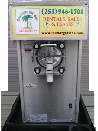 machine rental seattle
